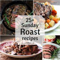 25+ Sunday Roast Recipes
