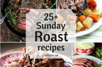 25+ Sunday Roast Recipes