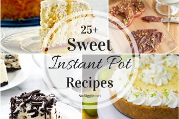 25+ Instant Pot Dessert Recipes