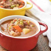 One Pot Chuck Wagon Stew