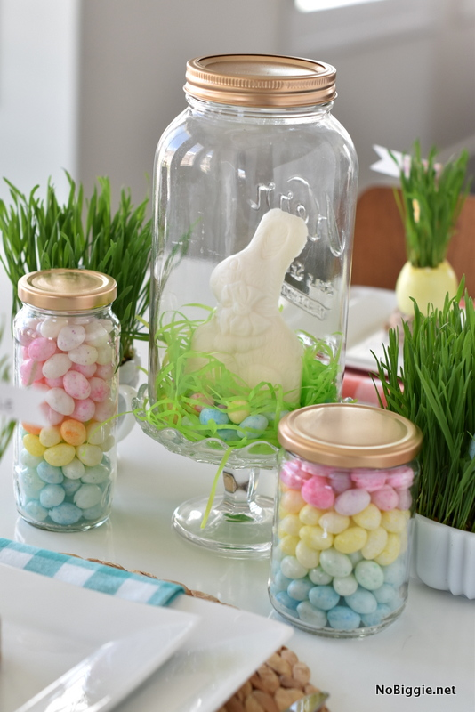 Easter Table | NoBiggie.net