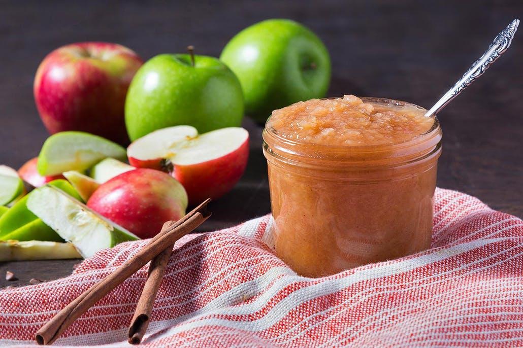 Instant Pot Applesauce | 25+ Sweet Instant Pot Recipes