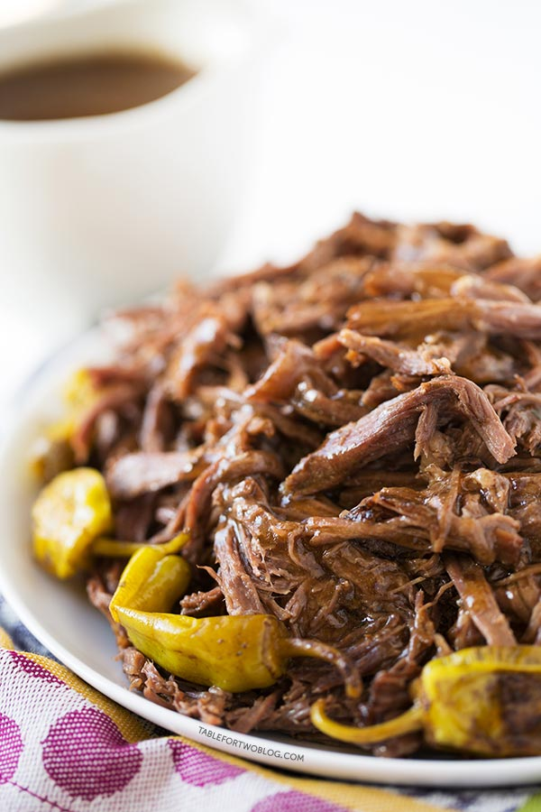 Mississippi Roast | 25+ Sunday Roast Recipes