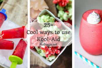 25+ Cool Ways to Use Kool-Aid