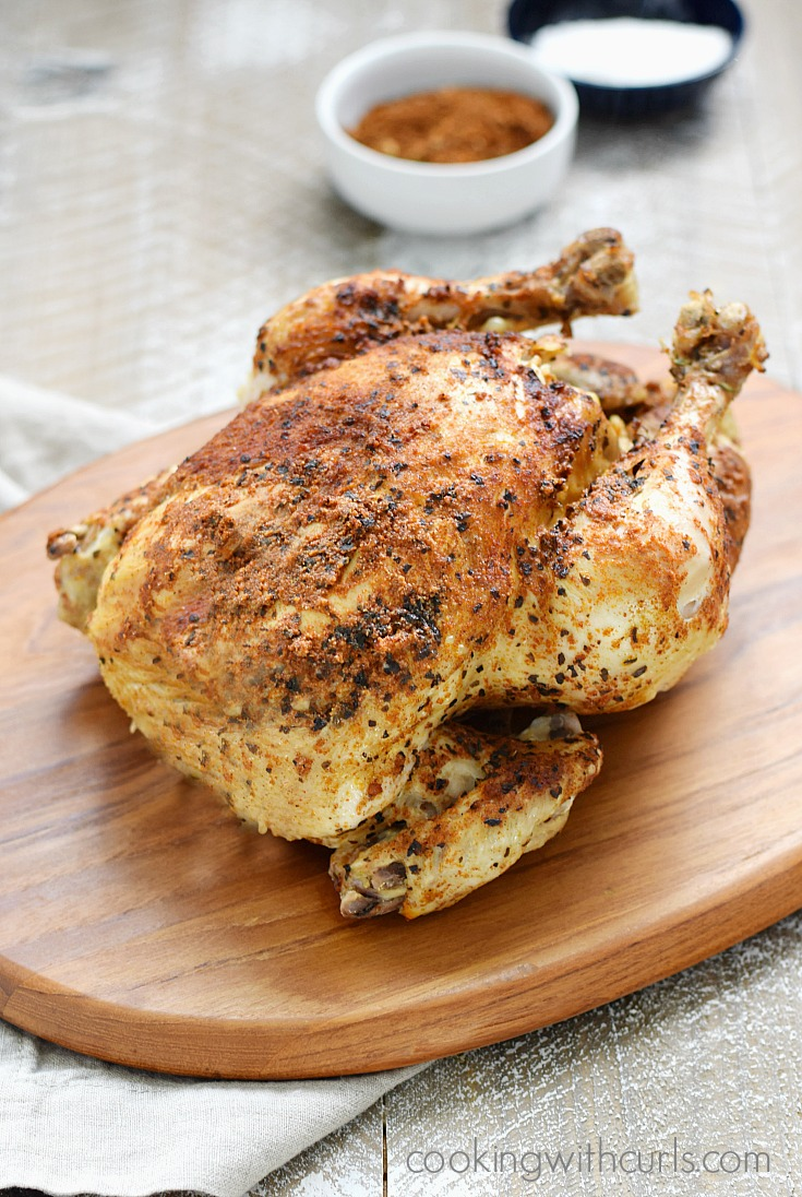 Instant Pot Faux-Tisserie Chicken | 25+ Savory Instant Pot Recipes