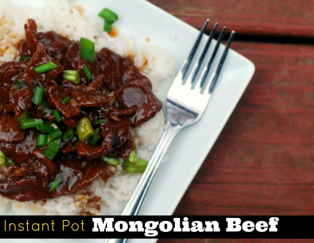 Instant Pot Mongolian Beef | 25+ Savory Instant Pot Recipes