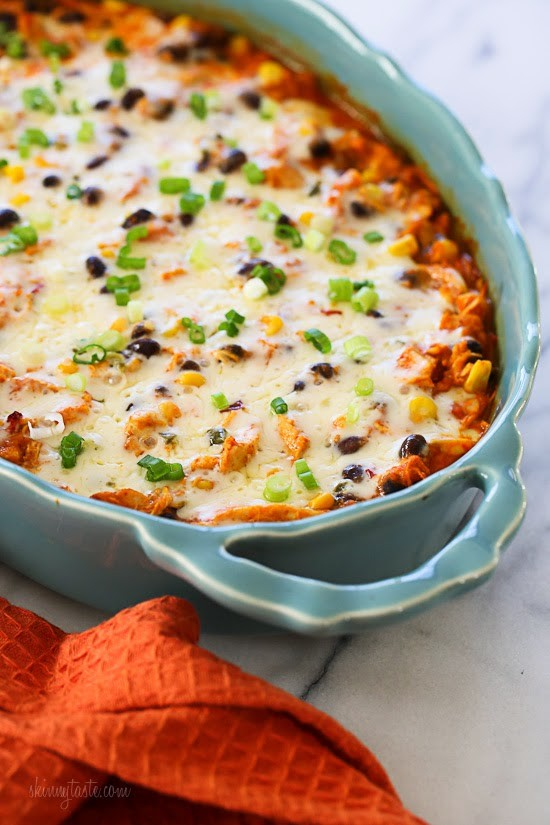 13 Easy Dinner Casserole Recipes