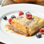 Overnight French Toast Bake | NoBiggie.net