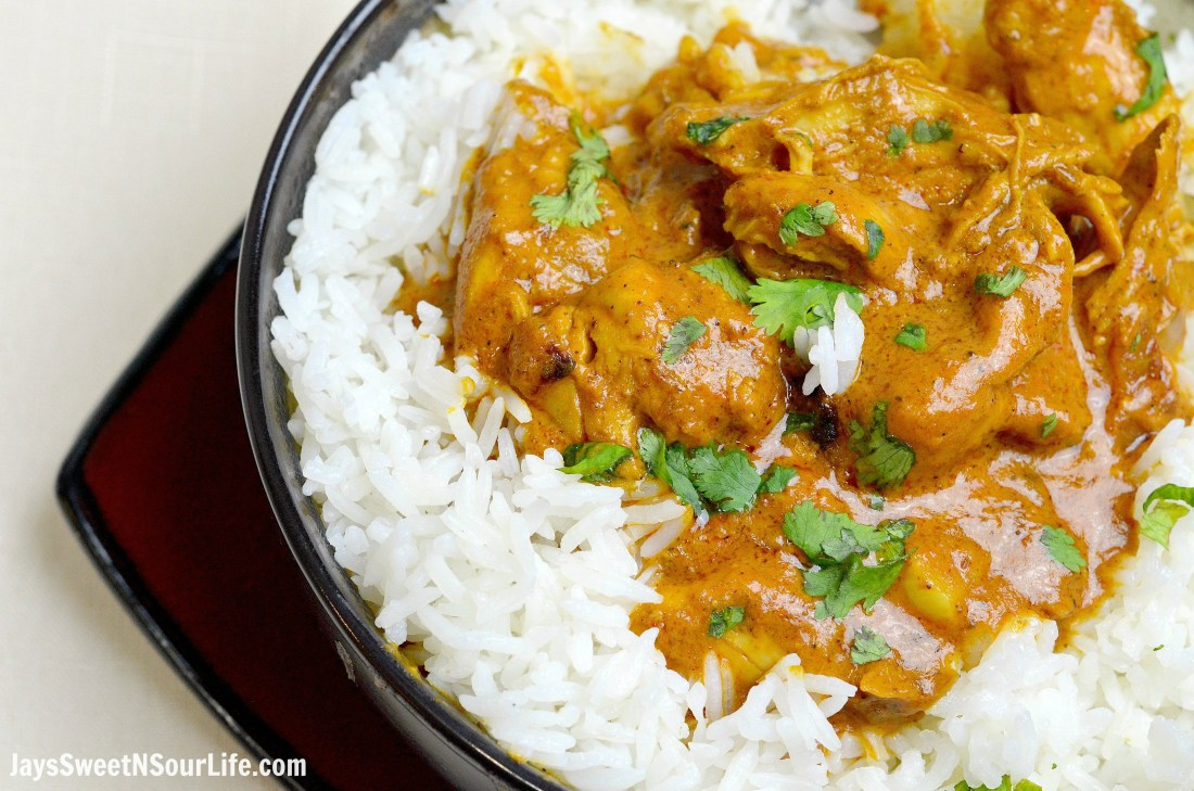Pressure Cooker Indian Butter Chicken | 25+ Savory Instant Pot Recipes
