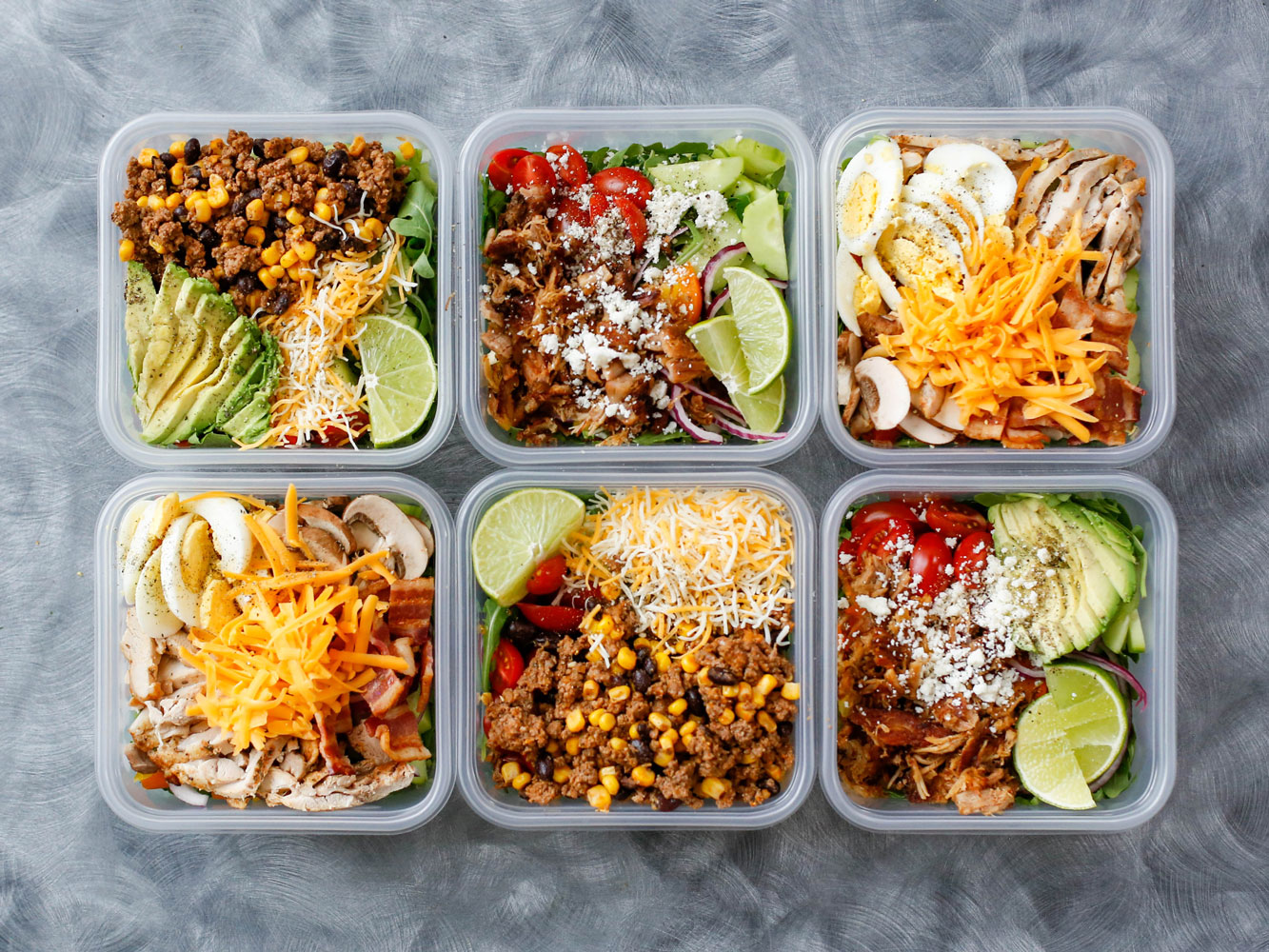 25 Healthy Meal Prep Ideas Nobiggie