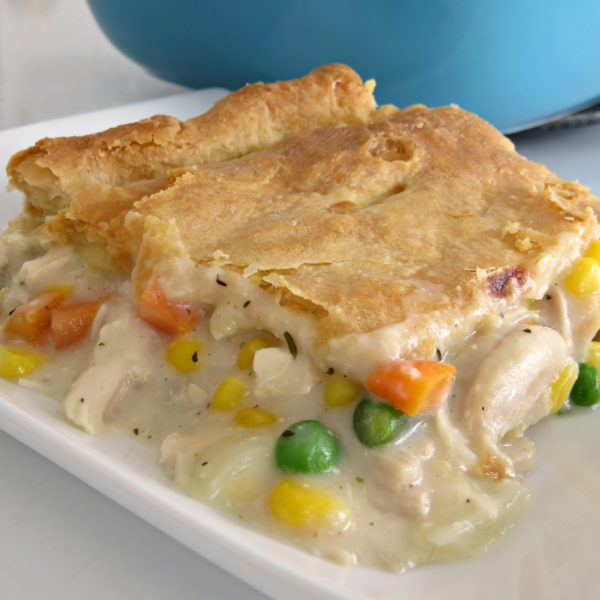 Chicken Pot Pie | 25+ Clever Casseroles