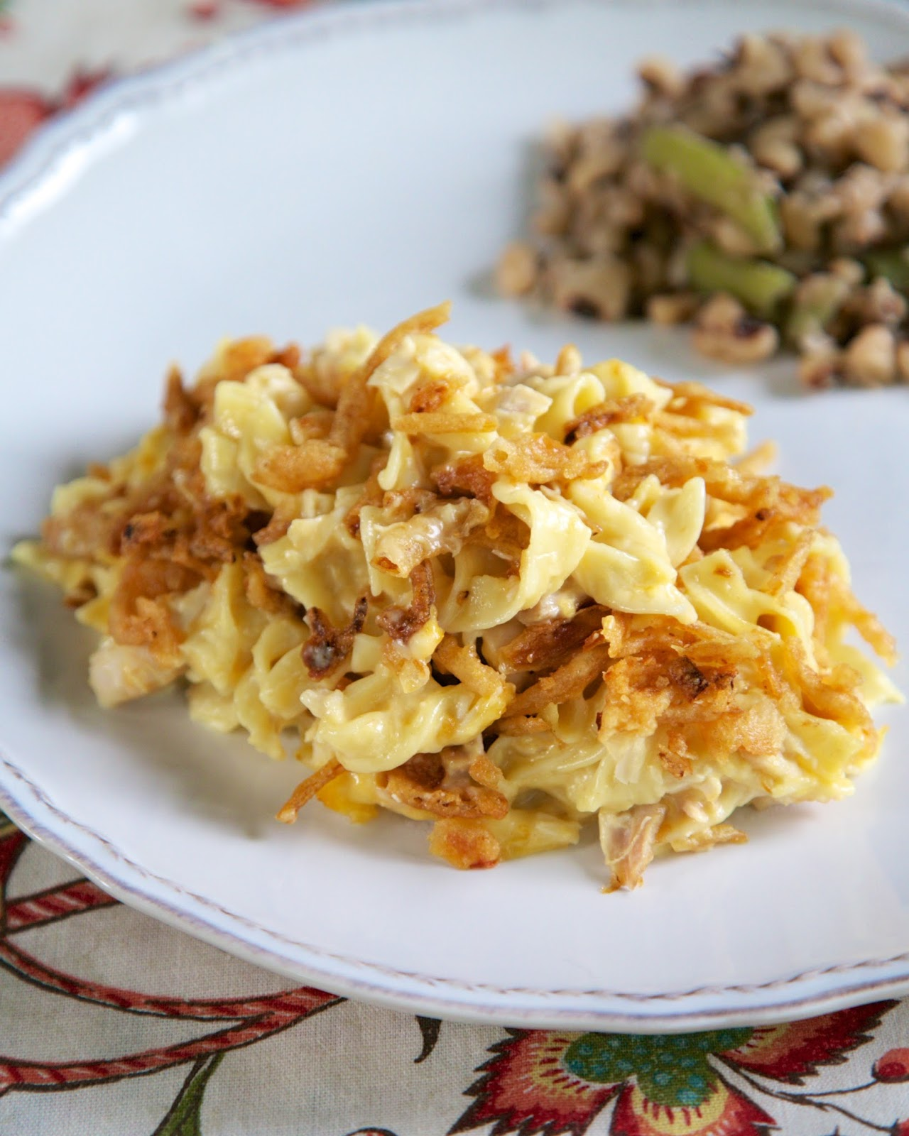 French Onion Chicken Noodle Casserole | 25+ Clever Casseroles