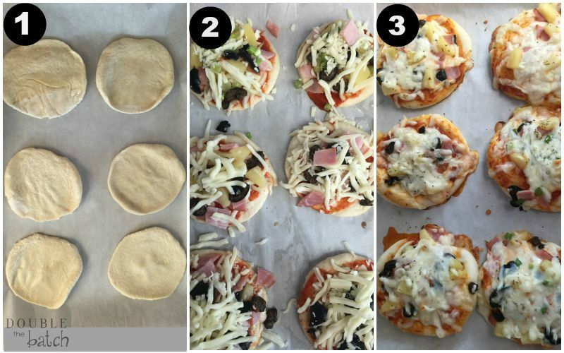 Build Your Own Pizza Bar | 25+ ways to Feed a Crowd