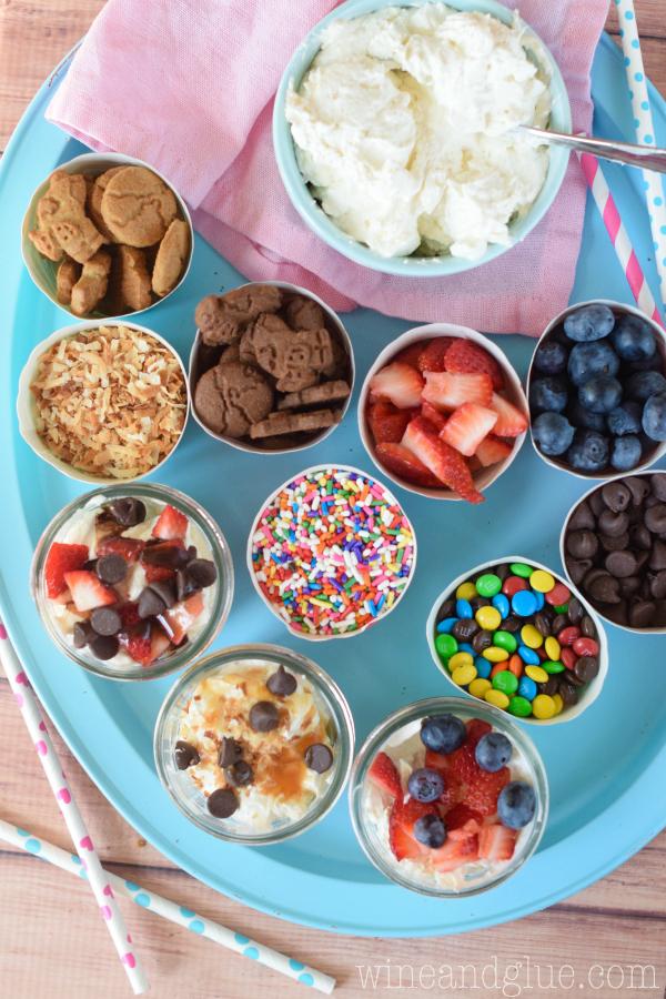 No Bake Cheesecake Bar | 25+ ways to Feed a Crowd