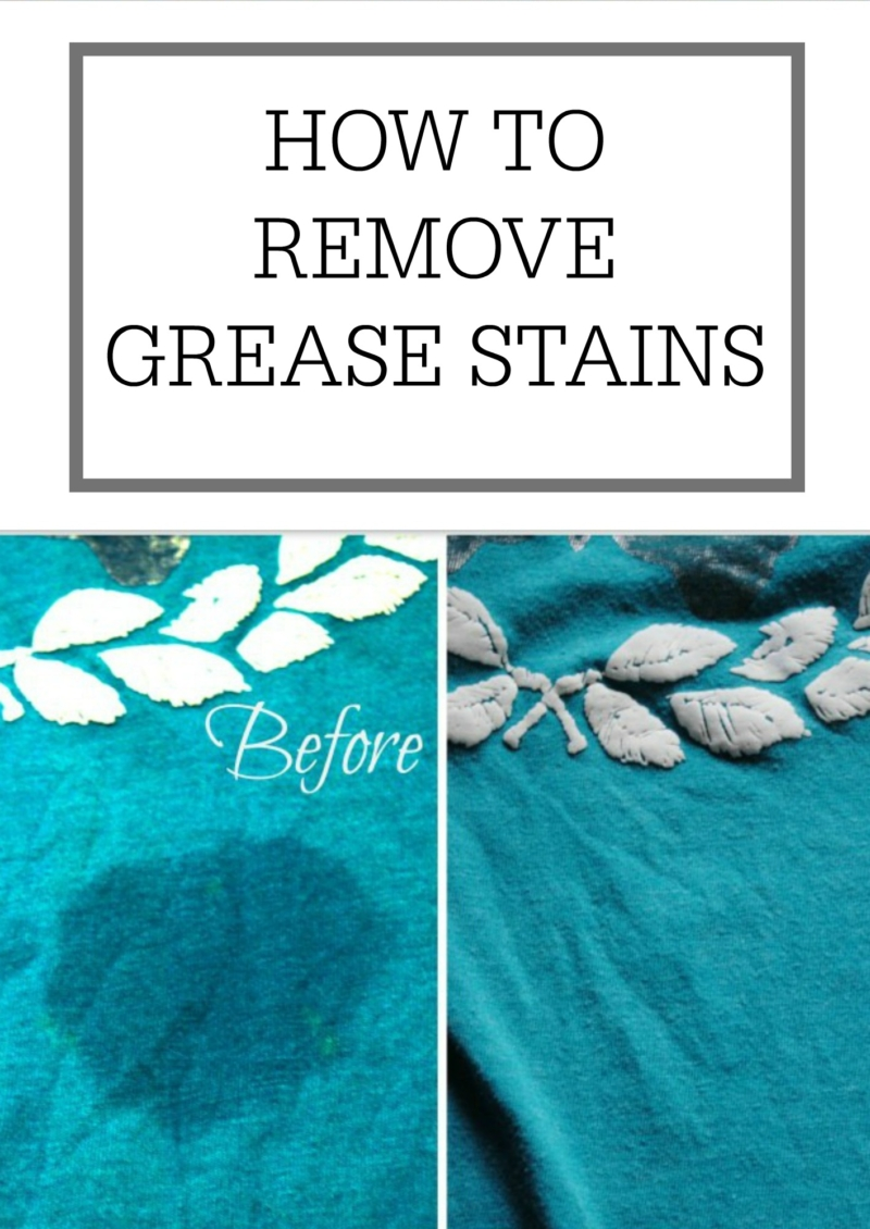Remove Grease Stains | 25+ Ways To Use Baking Soda