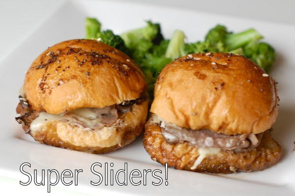 Super Sliders | 25+ ways to Feed a Crowd