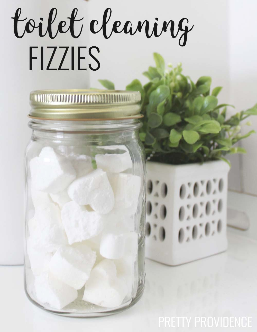 Make your own Toilet Cleaning Fizzies | 25+ Ways To Use Baking Soda