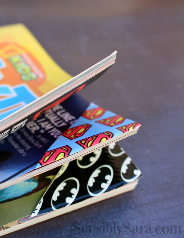 Duct Tape Bookmarks | 25+ MORE Summer Crafts for Kids