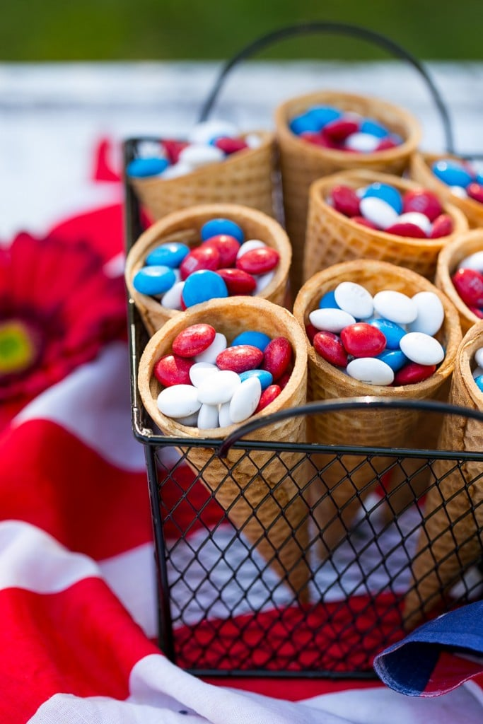patriotic treats | 25+ MORE 4th of July party ideas