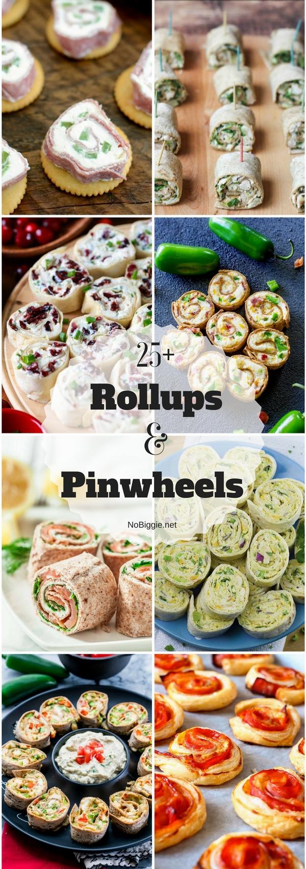 25+ Rollups and Pinwheels   NoBiggie.net