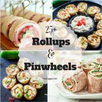 25+ Rollups and Pinwheels