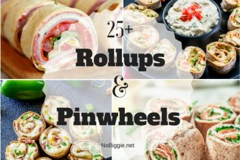 25+ Rollups and Pinwheels