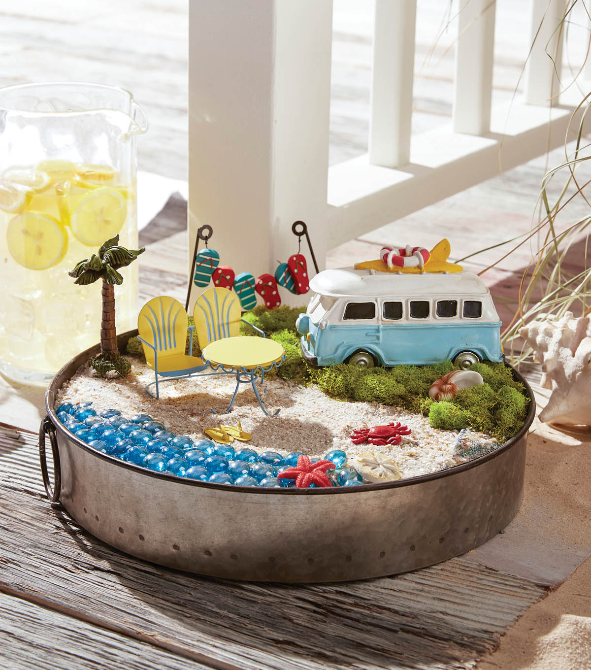 Beach Fairy Garden | 25+ Fabulous Fairy Garden