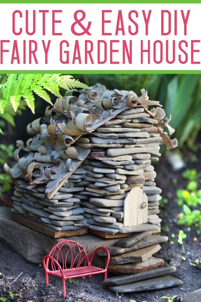 Cutest DIY Fairy Garden House Ever | 25+ Fabulous Fairy Garden