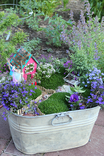 Fairies Living in the Garden | 25+ Fabulous Fairy Garden