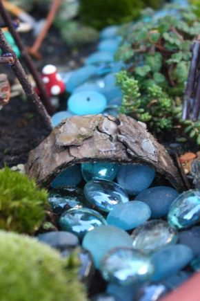 Fairy Garden Water | 25+ Fabulous Fairy Garden