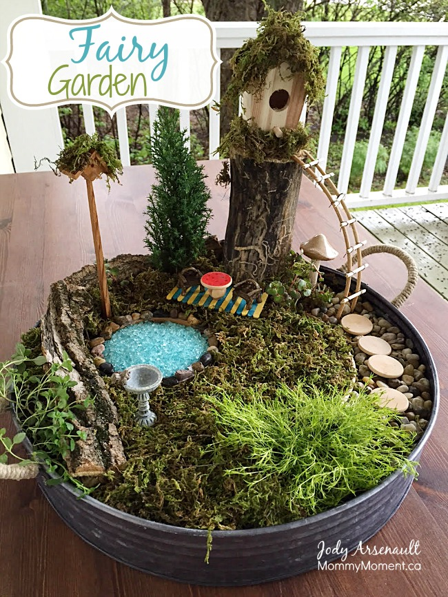 How to Make a Fairy Garden Affordable | 25+ Fabulous Fairy Garden