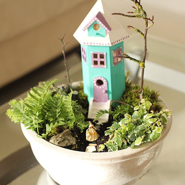 Indoor Fairy Garden | 25+ Fabulous Fairy Garden