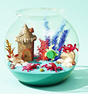 Mermaid Garden | 25+ Fabulous Fairy Garden