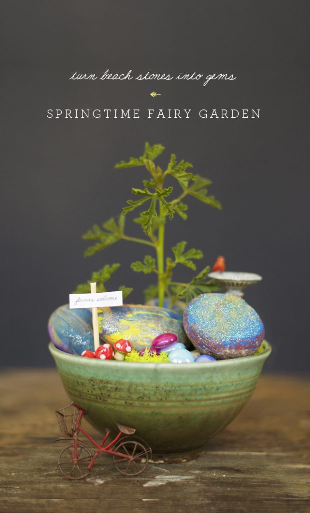 Mini Garden Projects: 16 Fairy DIY Ideas