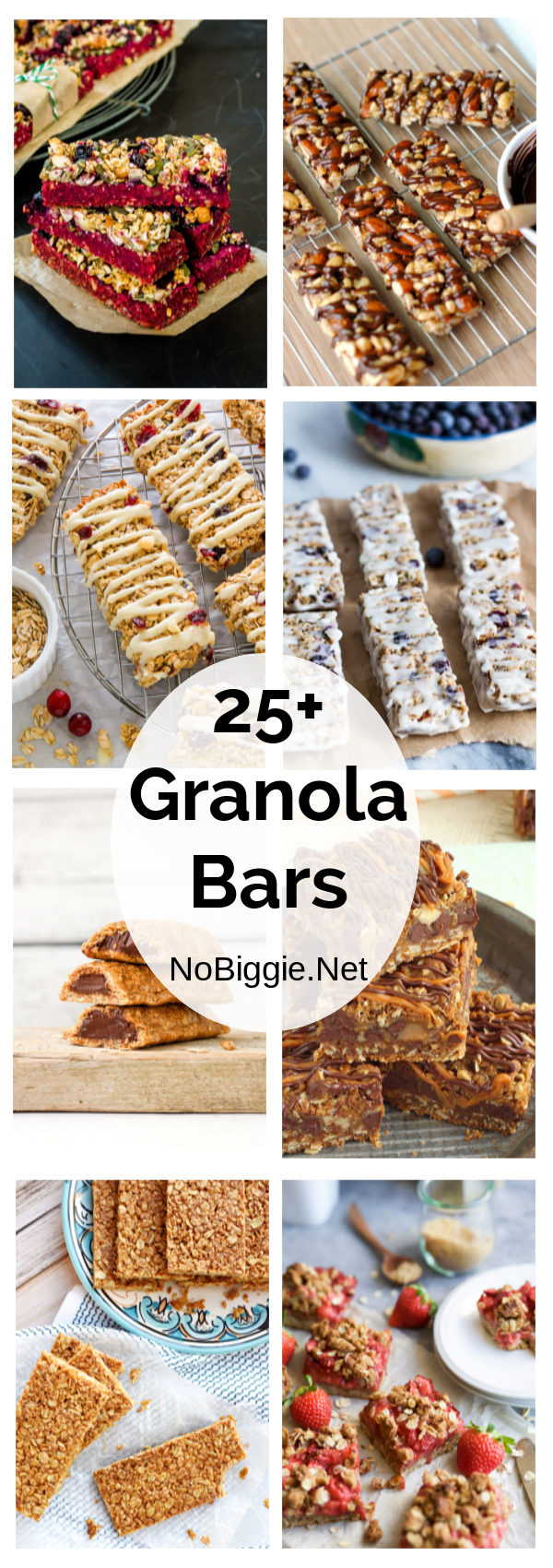 25+ Granola Bars | NoBiggie.net