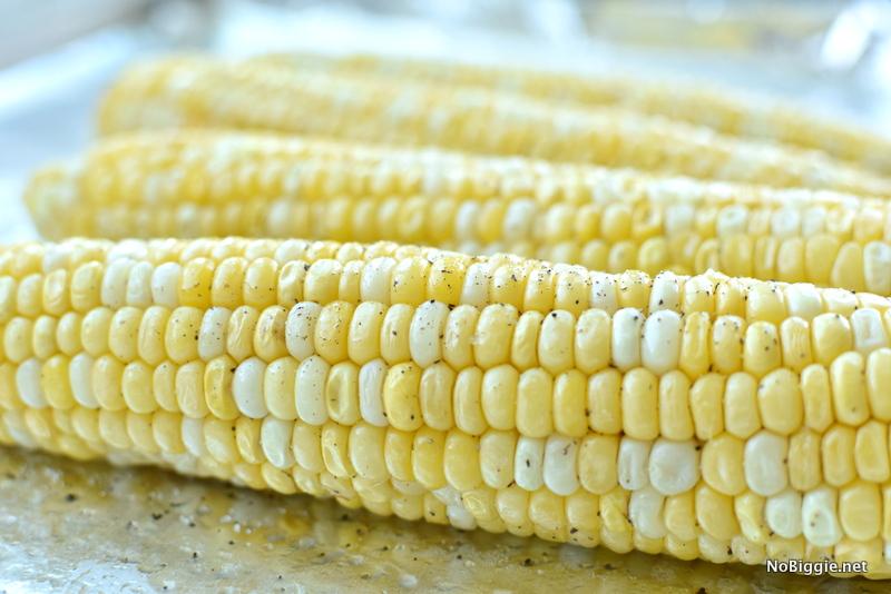 corn on the cob | NoBiggie.net