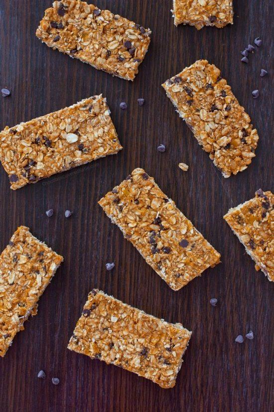 Vegan Pumpkin Granola Bars | 25+ Granola Bars