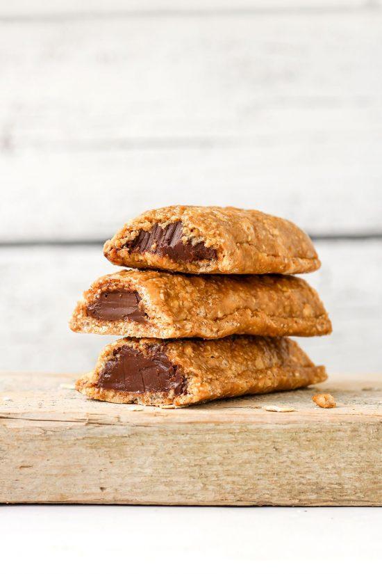 Nutella Filled Granola Bars | 25+ Granola Bars