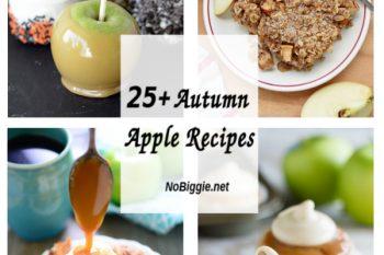 25+ Autumn Apple Recipes