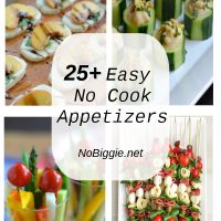 25+ Easy No Cook Appetizers