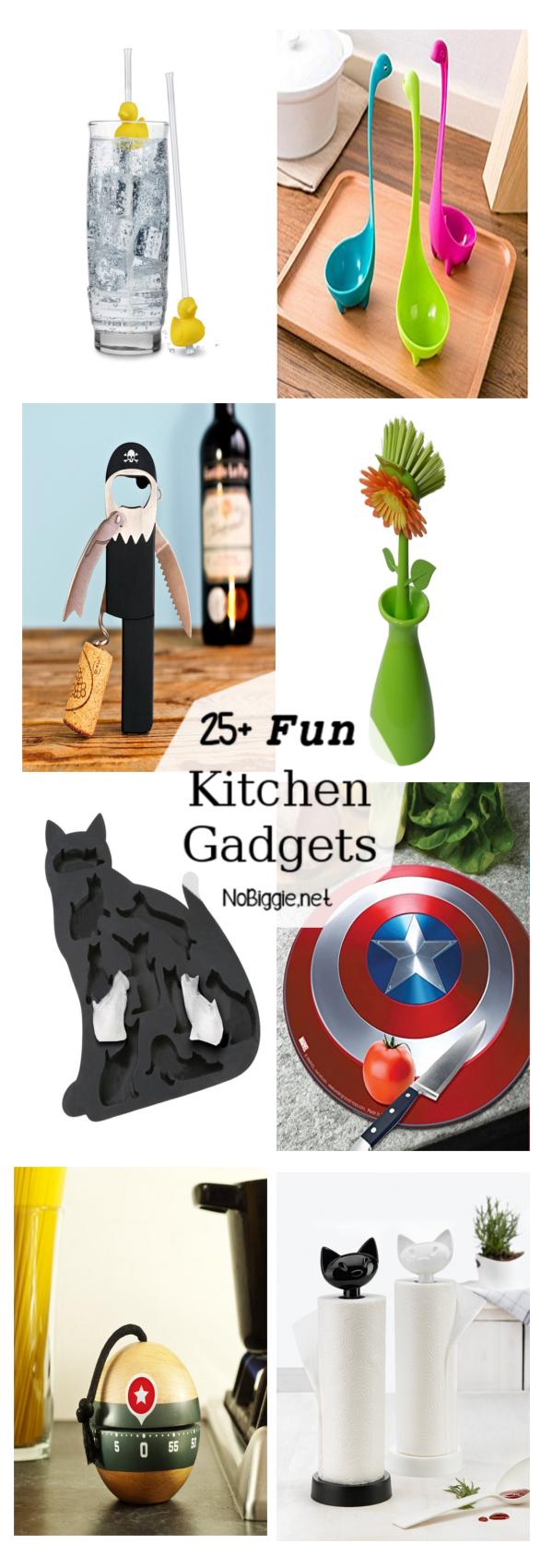 25+ Fun Kitchen Gadgets | NoBiggie.net
