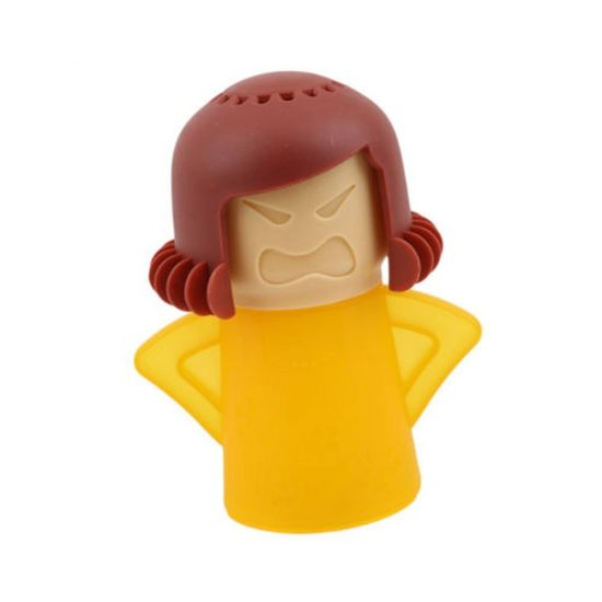 angry mama microwave cleaner 25 fun kitchen gadgets - Fun Kitchen Gadgets