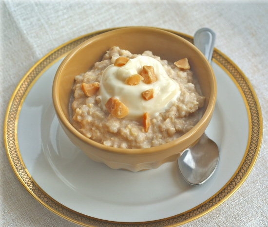 Baked Apple Rice Pudding | 25+ Autumn Apple Recipes