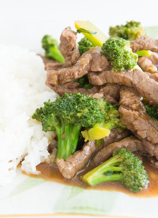 Beef and Broccoli | 25+ Chinese Food Recipes at Home