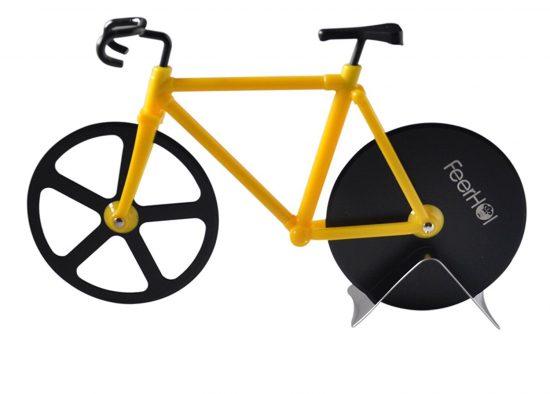 bike pizza cutter 25 fun kitchen gadgets - Fun Kitchen Gadgets