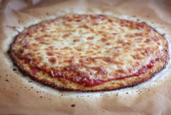 Cauliflower Pizza Crust | 25+ Creative Pizza Crusts