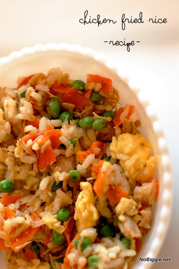 Chicken Fried Rice | 25+ Chinese Food Recipes at Home