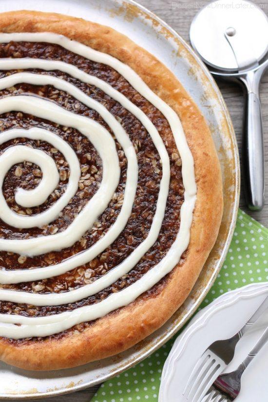 17 Delicious Dessert Pizza Recipes and Ideas