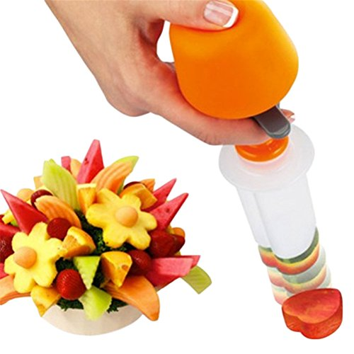 Fruit Shape Cutter | 25+ Fun Kitchen Gadgets