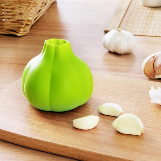 Garlic Peeler | 25+ Fun Kitchen Gadgets